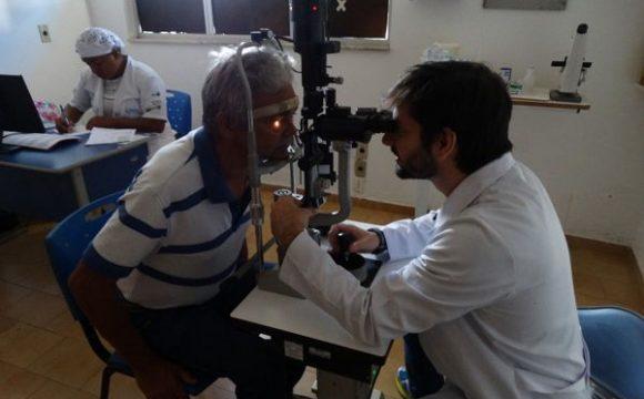 Mutirão oftalmológico do IBGH atendeu mais 400 pacientes