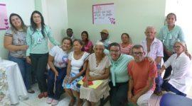 Oncoradium surpreende pacientes com câncer em Araguaína com homenagem ao Dia das Mães