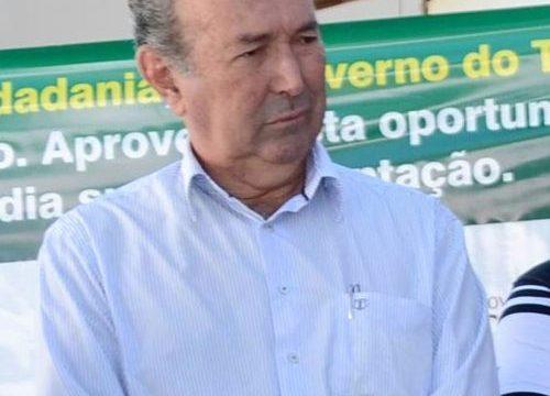 NOTA DE PESAR: Sebastião Tatico Borges