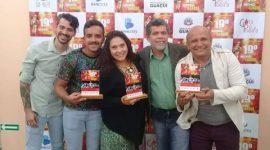 Artpalco conquista três prêmios no Festival Nacional de Teatro de Guaçuí