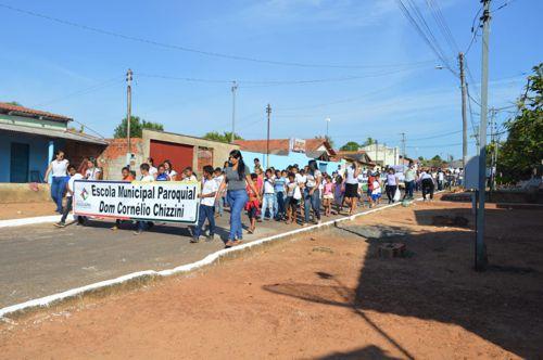Distrito de Novo Horizonte comemora dois anos de criação
