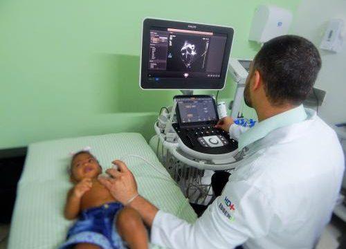 Exames de ecocardiograma são ofertados no Hospital de Doenças Tropicais da UFT