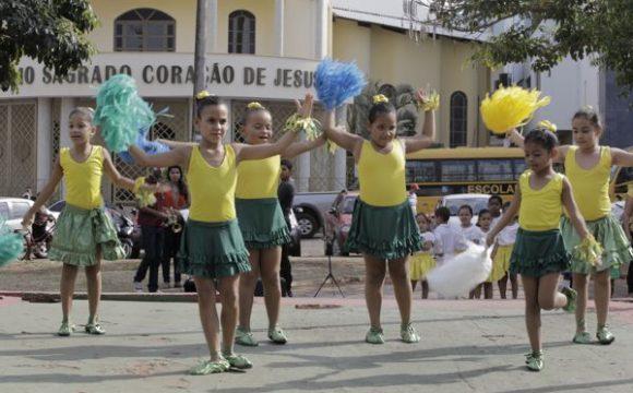 Semana da Pátria terá solenidades na Praça das Bandeiras