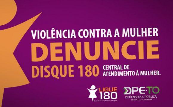 Cresce número de denúncias de violência doméstica na Defensoria Pública do TO