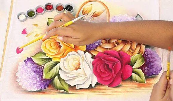 Inscrições abertas para curso gratuito de pintura em tecido em Araguaína
