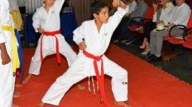 Carateca do CRAS é destaque em campeonato Tocantinense