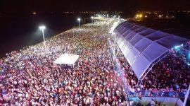 Washington Brasileiro é atração principal no primeiro dia da festa dos 60 anos de Araguaína