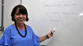 """Me apaixonei por Araguaína: """"Eu quis fazer história aqui"""", diz professora da UFT"""