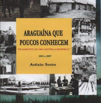 """Historiador lança livro de uma """"Araguaína que poucos conhecem"""""""