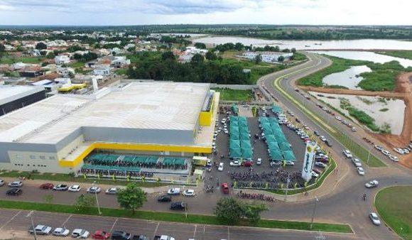 Primeiro empreendimento comercial da Via Lago é inaugurado