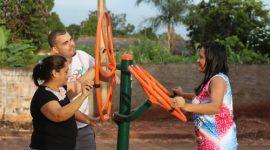 Vandalismo prejudica uso de academias ao ar livre em Araguaína
