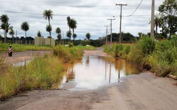 Prefeitura de Araguaína notifica loteamento irregular e suspende venda de lotes