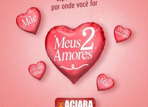 Pela primeira vez, comércio de Araguaína receberá campanha dupla para o Dia das  Mães e dos Namorados