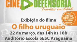 Cine Defensoria em Araguaína debaterá direito da família