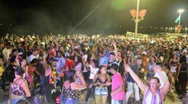 Mais de 5 mil  pessoas passaram pela Via Lago durante as primeiras noite de Carnaval