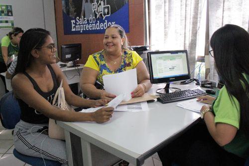 Microempresário de Araguaína conta com nova Sala do Empreendedor