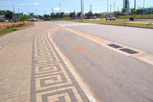 DPE-TO requer à justiça adequação da Via Lago, em Araguaína, por falta de acessibilidade