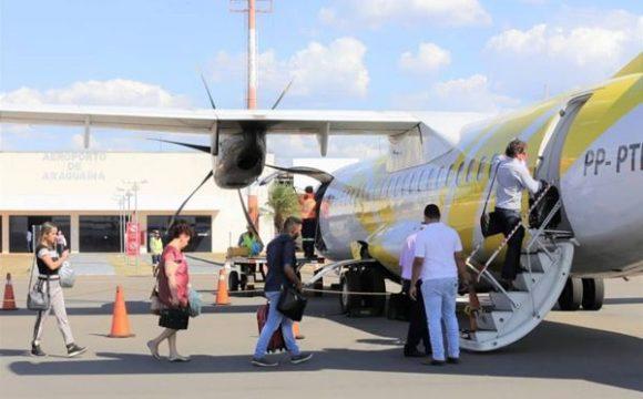 Novos voos entre Araguaína e Brasília iniciam neste domingo