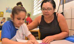 Deficientes visuais têm inclusão garantida na Rede Municipal de Ensino