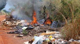 Araguaína registra mais de 70 denúncias de incêndios desde maio
