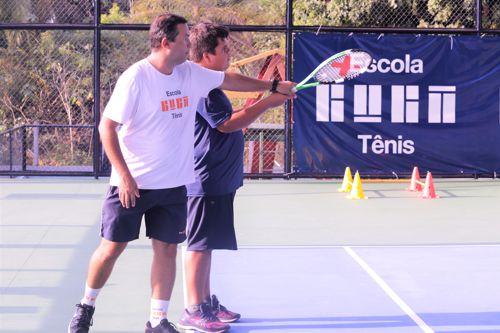 Com mais de 60 franquias, Araguaína recebe a Escola Guga de Tênis