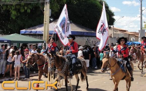 Cavalgada – Barracao da Butina